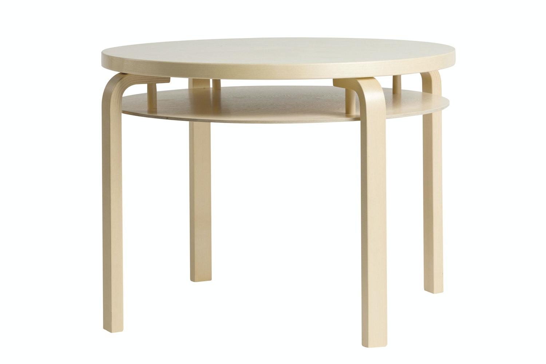 907B DOUBLE COFFEE TABLE by Alvar Aalto for Artek