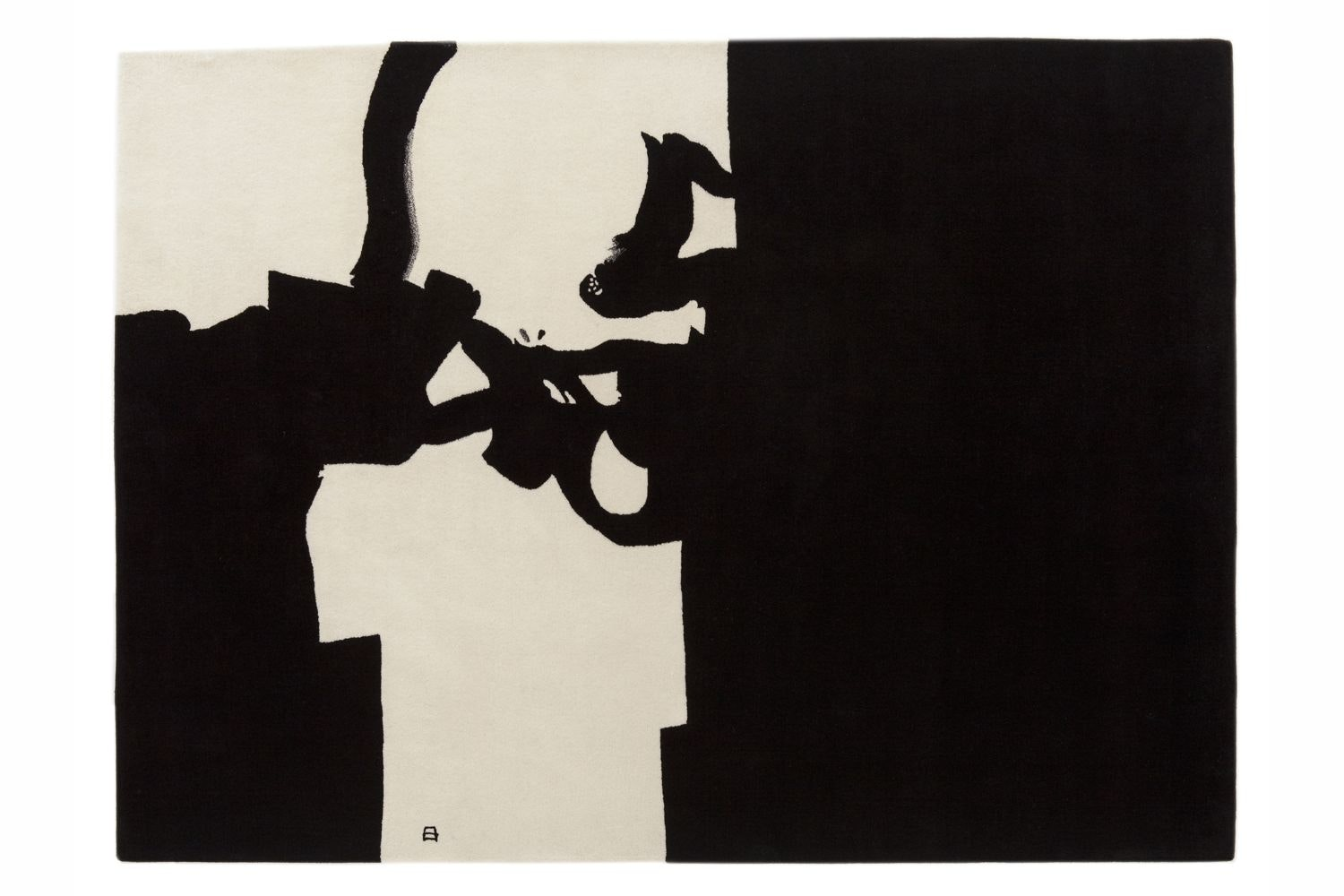 Collage 1966 by Eduardo Chillida for Nani Marquina