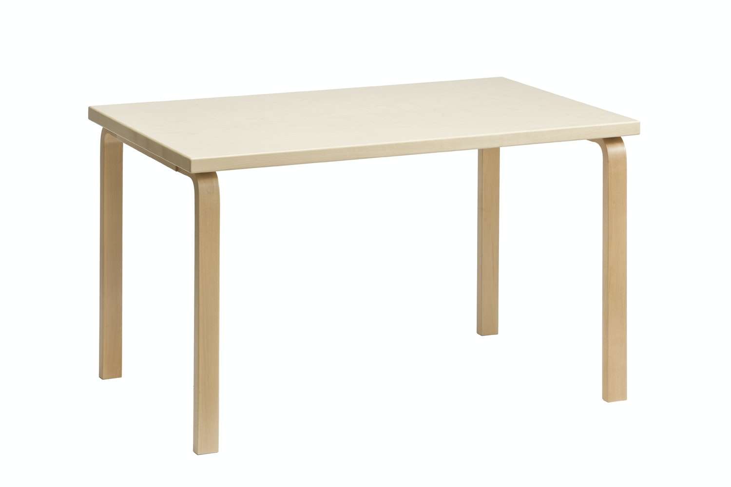 81B Table by Alvar Aalto for Artek