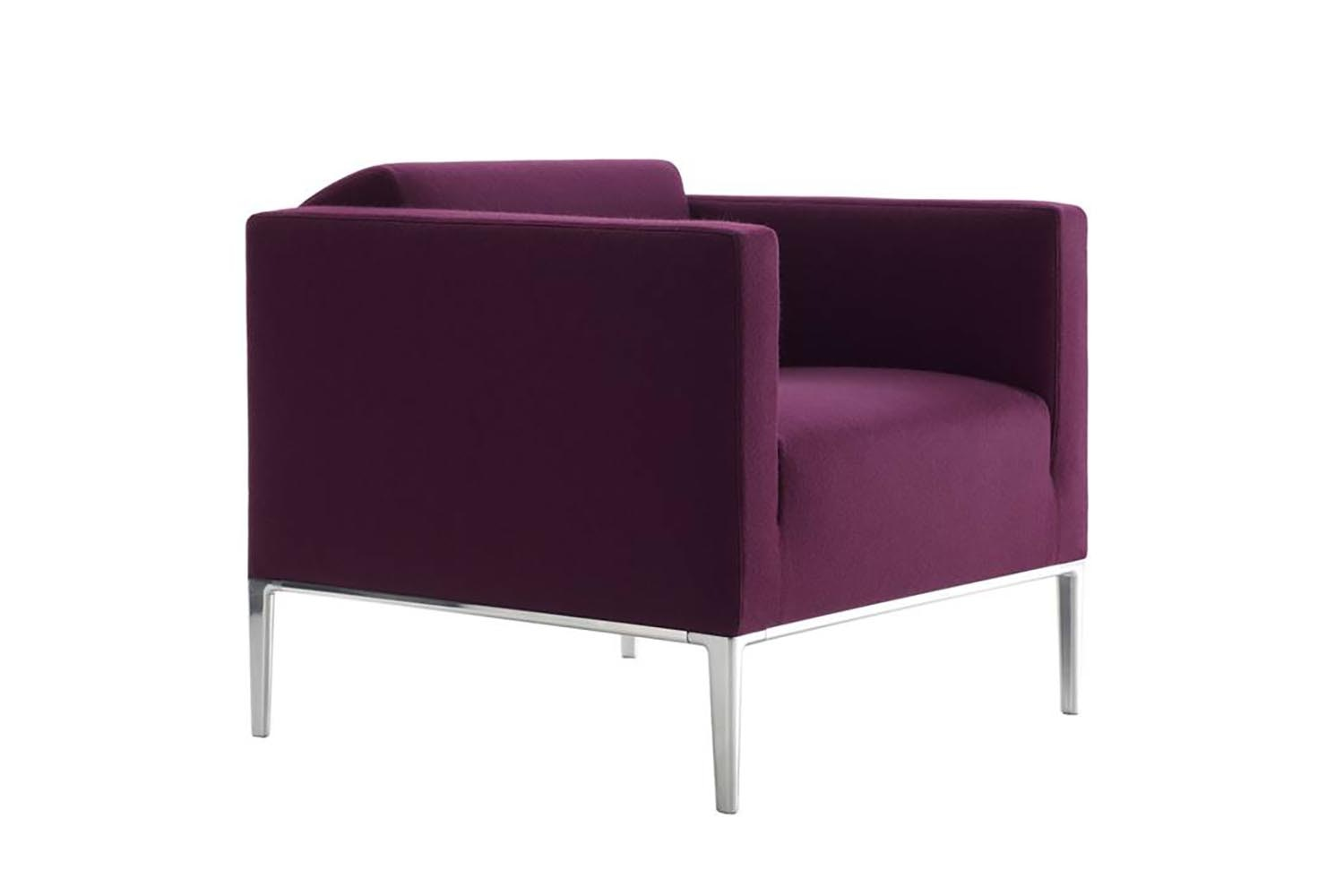 Project Jean Armchair by Antonio Citterio for B&B Italia Project
