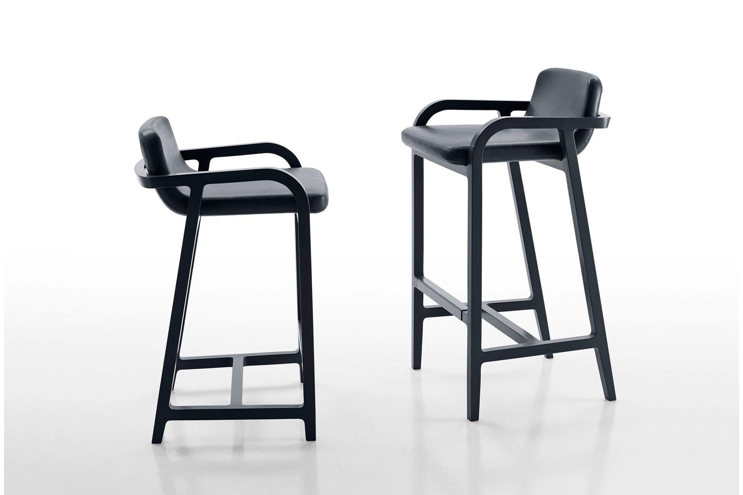 Fulgens '15 Stool by Antonio Citterio for Maxalto