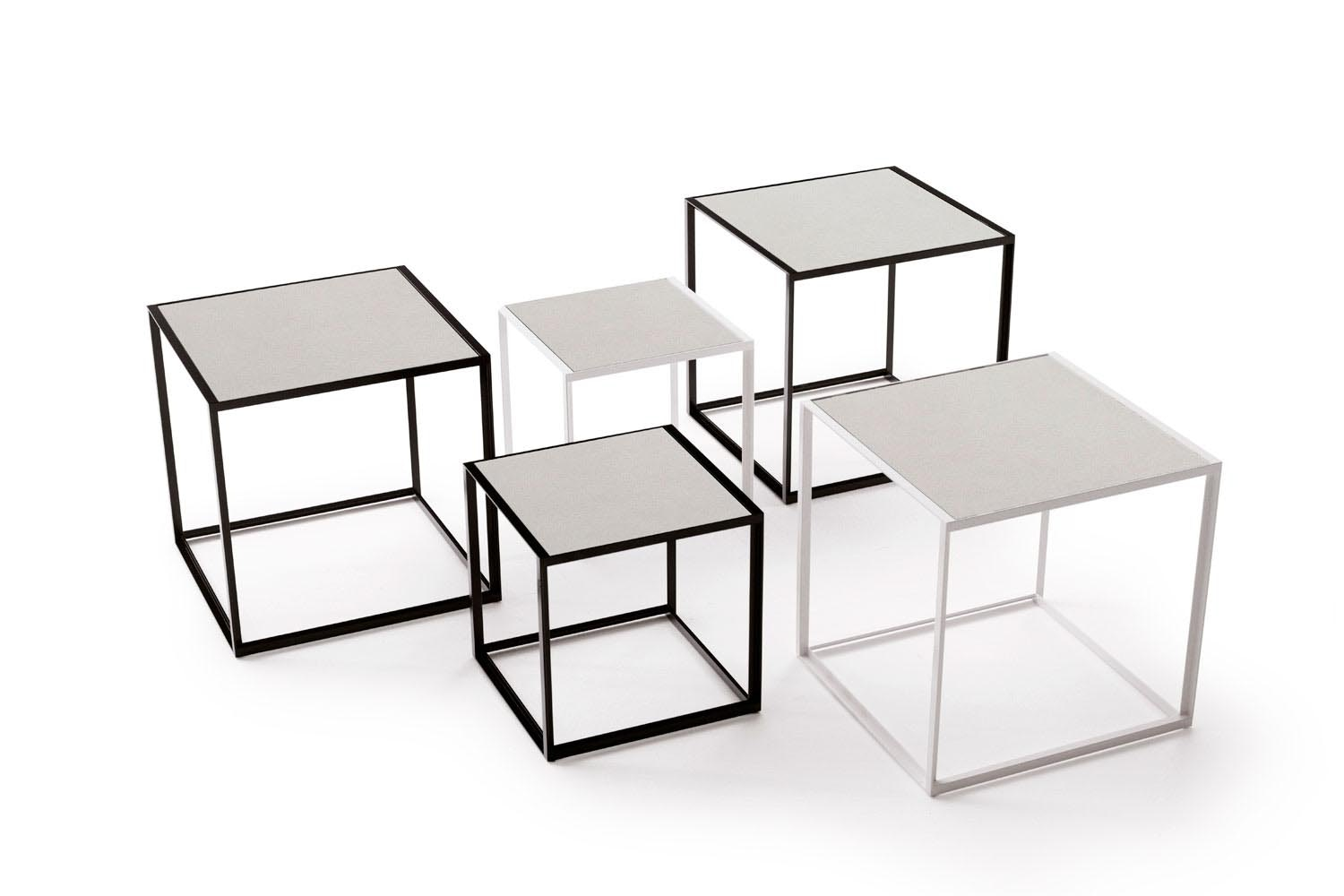 Canasta '13 Side Table by Patricia Urquiola for B&B Italia