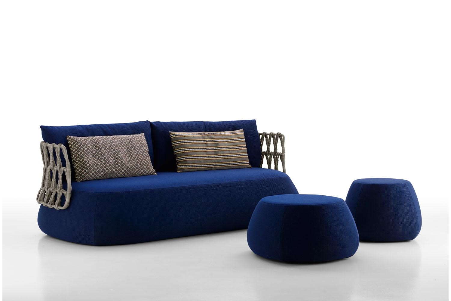 Fat-Sofa Outdoor by Patricia Urquiola for B&B Italia