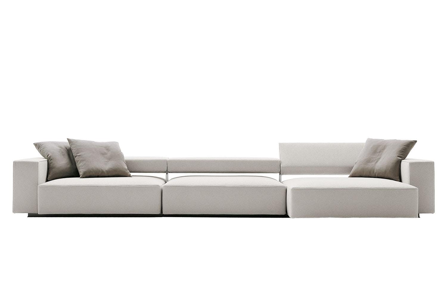 Andy sofa by paolo piva for b b italia space furniture for B and b divani