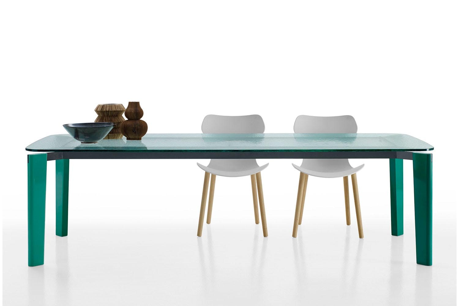 Oskar Table by Vincent Van Duysen for B&B Italia