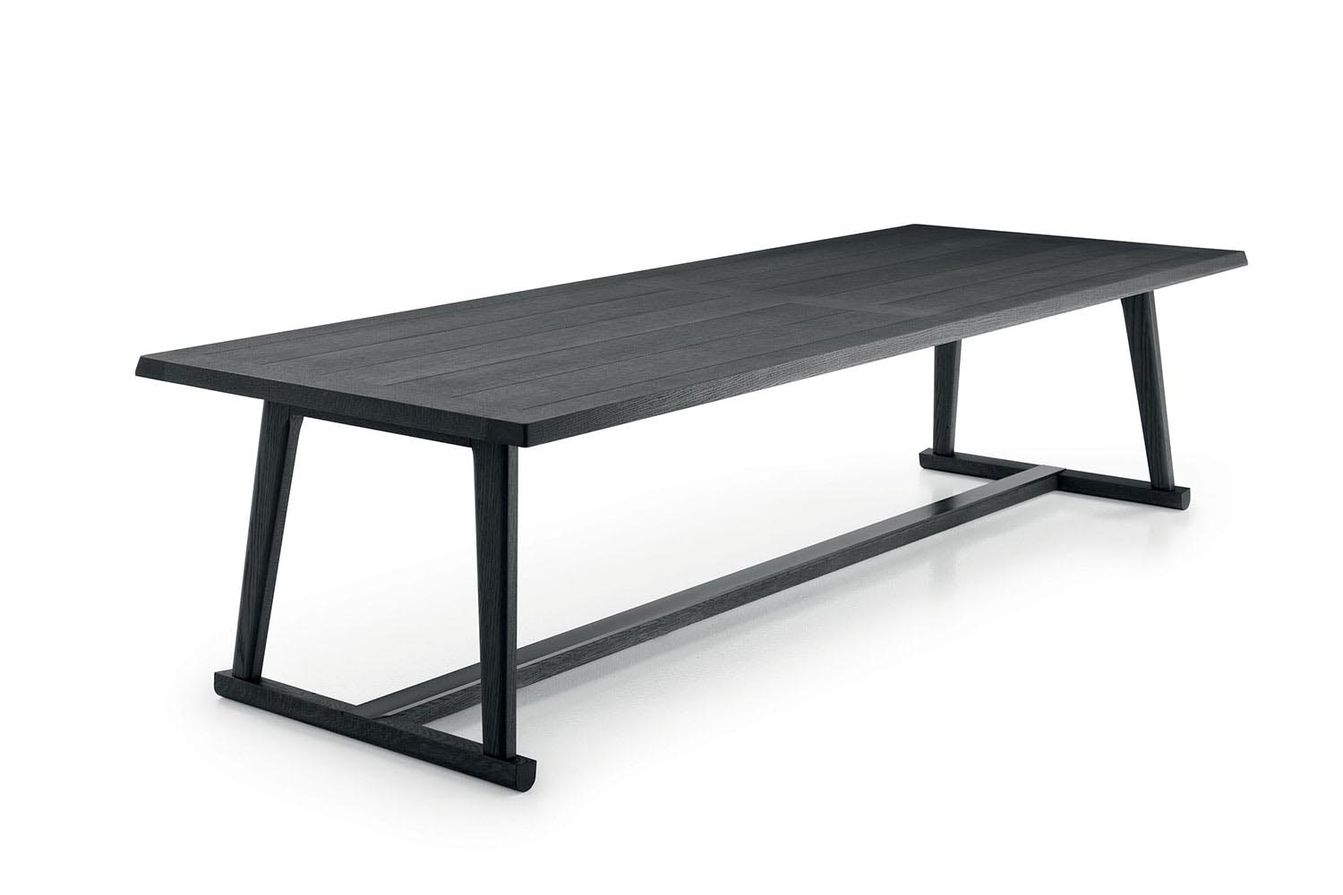 Recipio '14 Table by Antonio Citterio for Maxalto