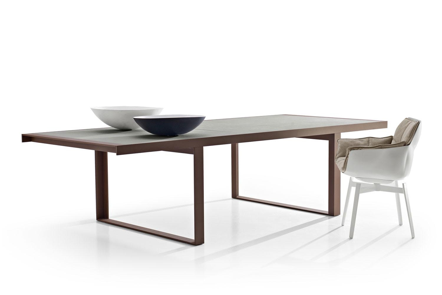 Canasta '13 Table by Patricia Urquiola for B&B Italia