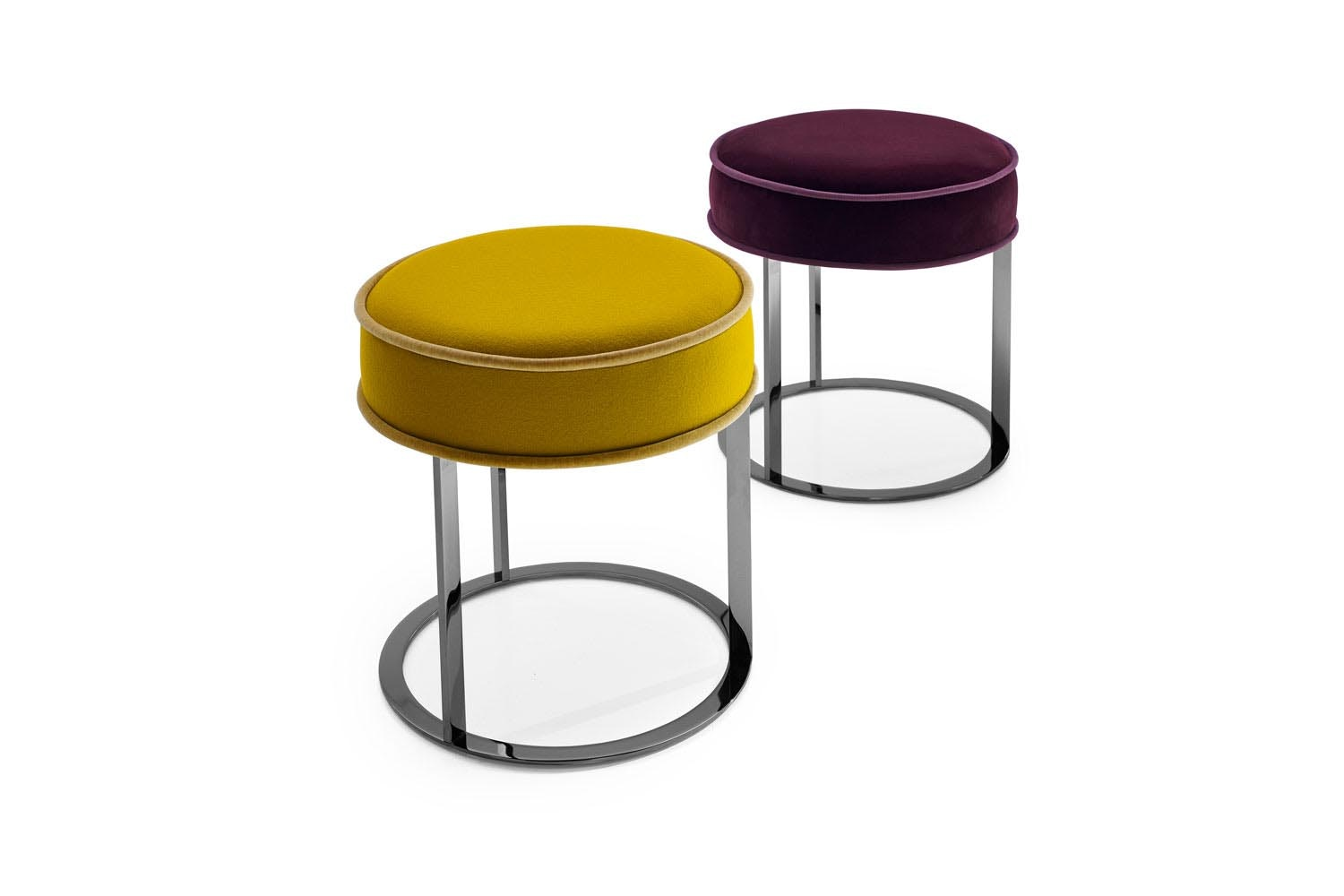 Lithos Stool by Antonio Citterio for Maxalto