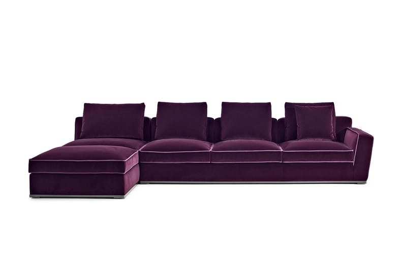 Solatium Sofa by Antonio Citterio for Maxalto