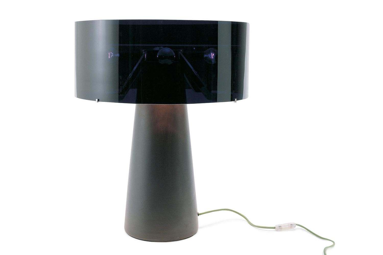 Abat-Jour Table Lamp by Ettore Sottsass for B&B Italia