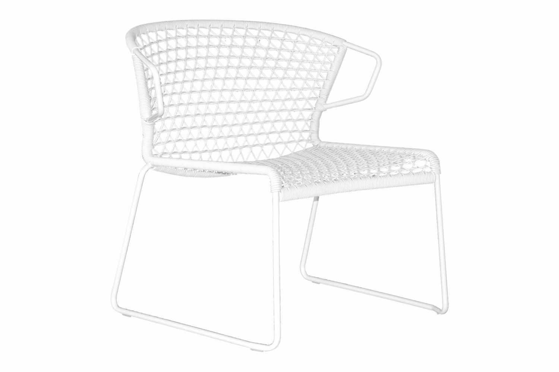Vela Lounge Armchair by Studio Hannes Wettstein for Accademia