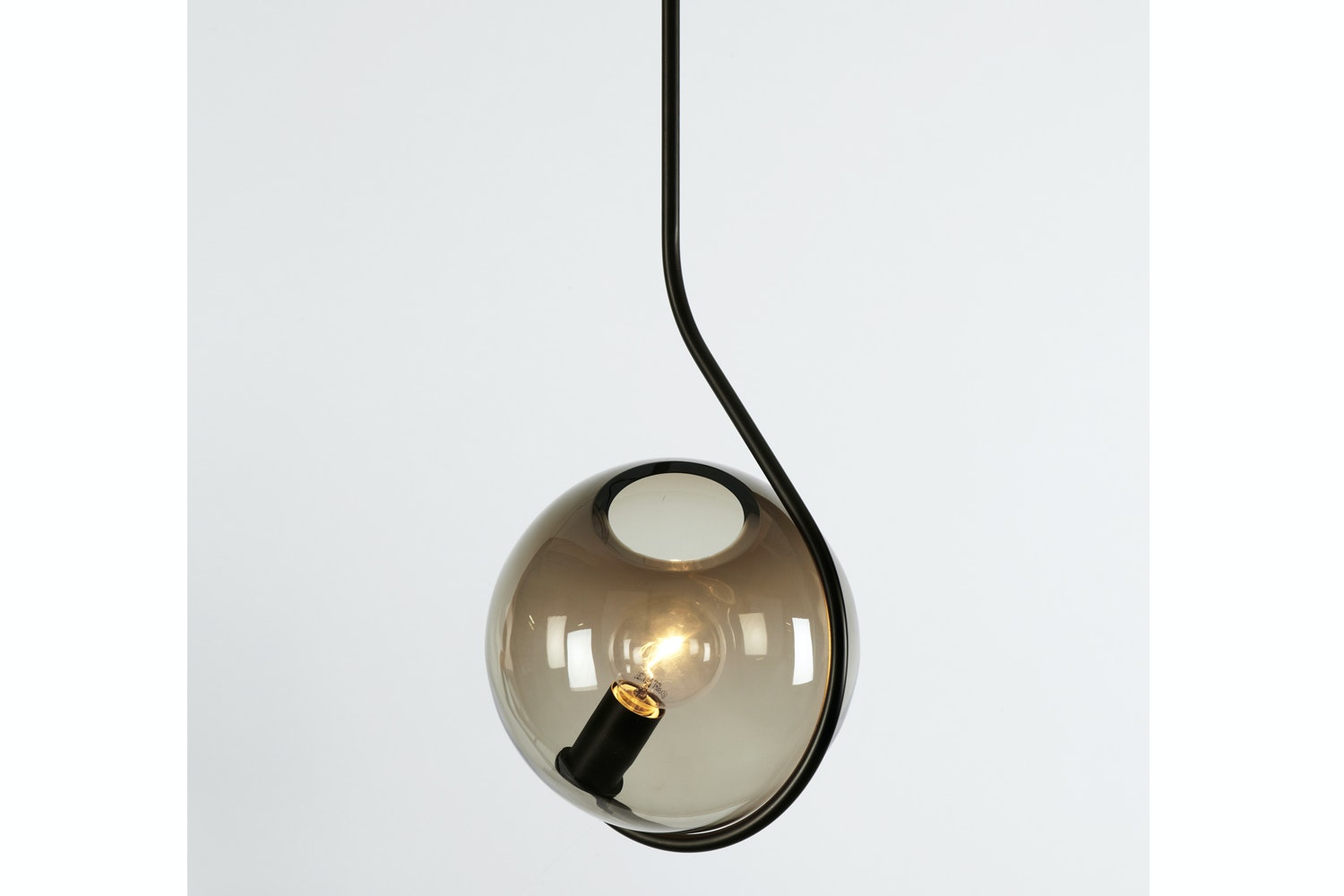 Fiddlehead Pendant by Jason Miller for Roll & Hill