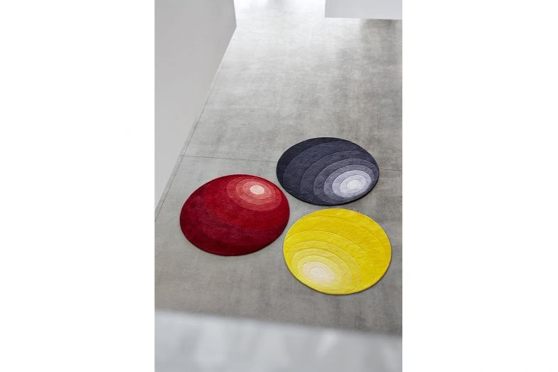 Luna Rug by Verner Panton for Verpan