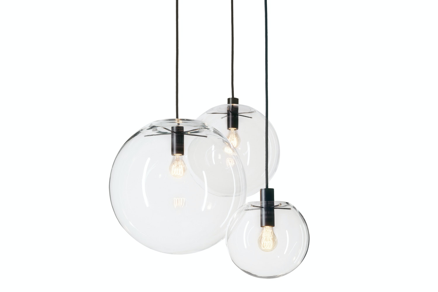 Selene Suspension Lamp by Sandra Lindner for ClassiCon