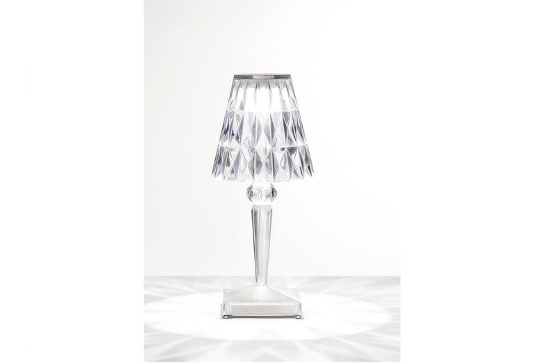 Battery Table Lamp by Ferruccio Laviani for Kartell