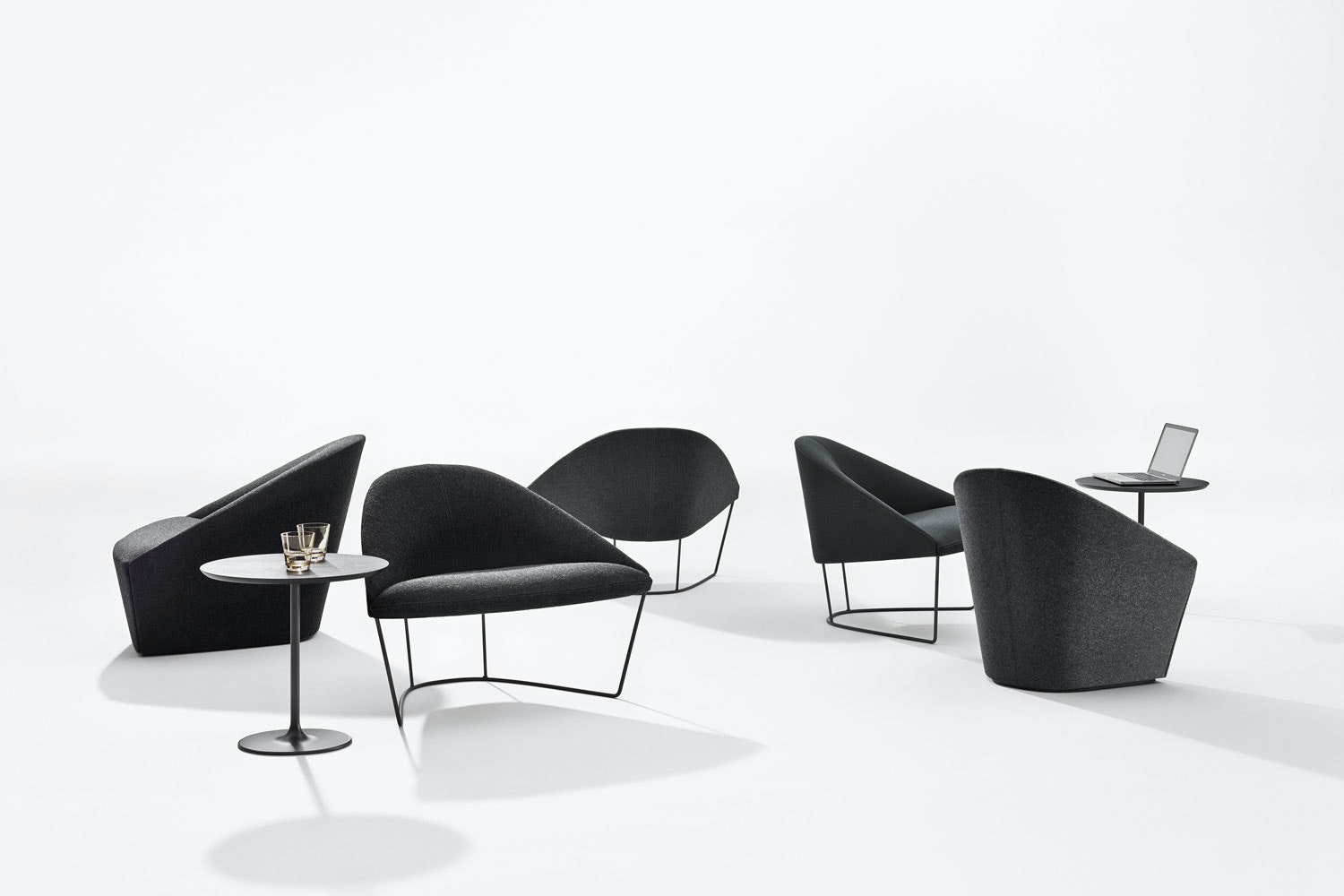 COLINA by Lievore Altherr Molina for Arper