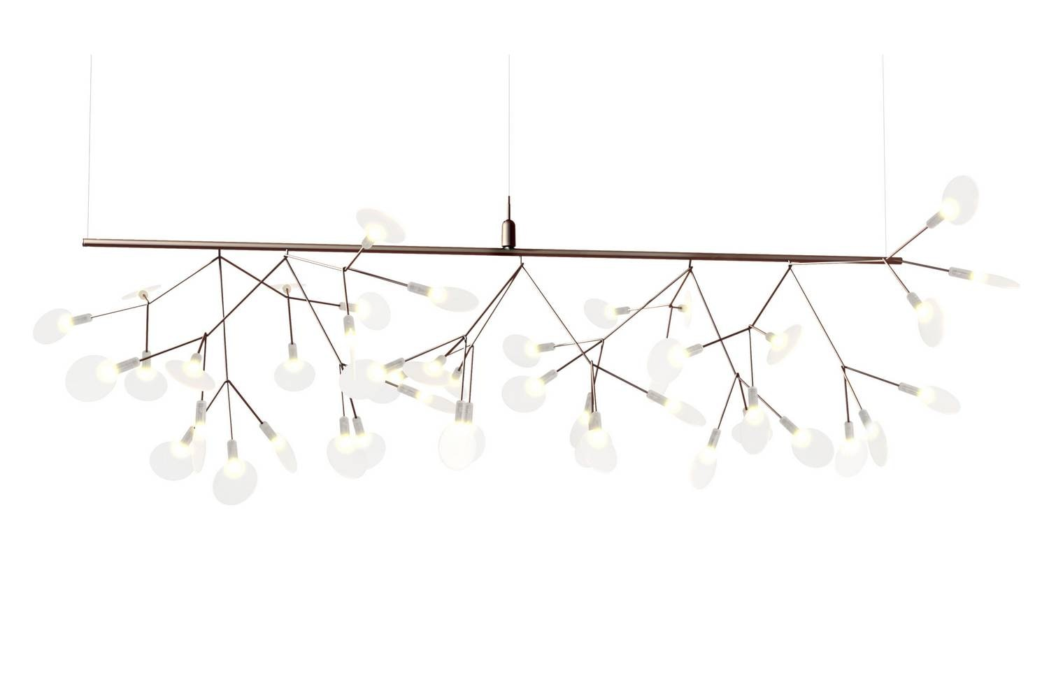 Heracleum Endless Suspension Lamp by Bertjan Pot for Moooi