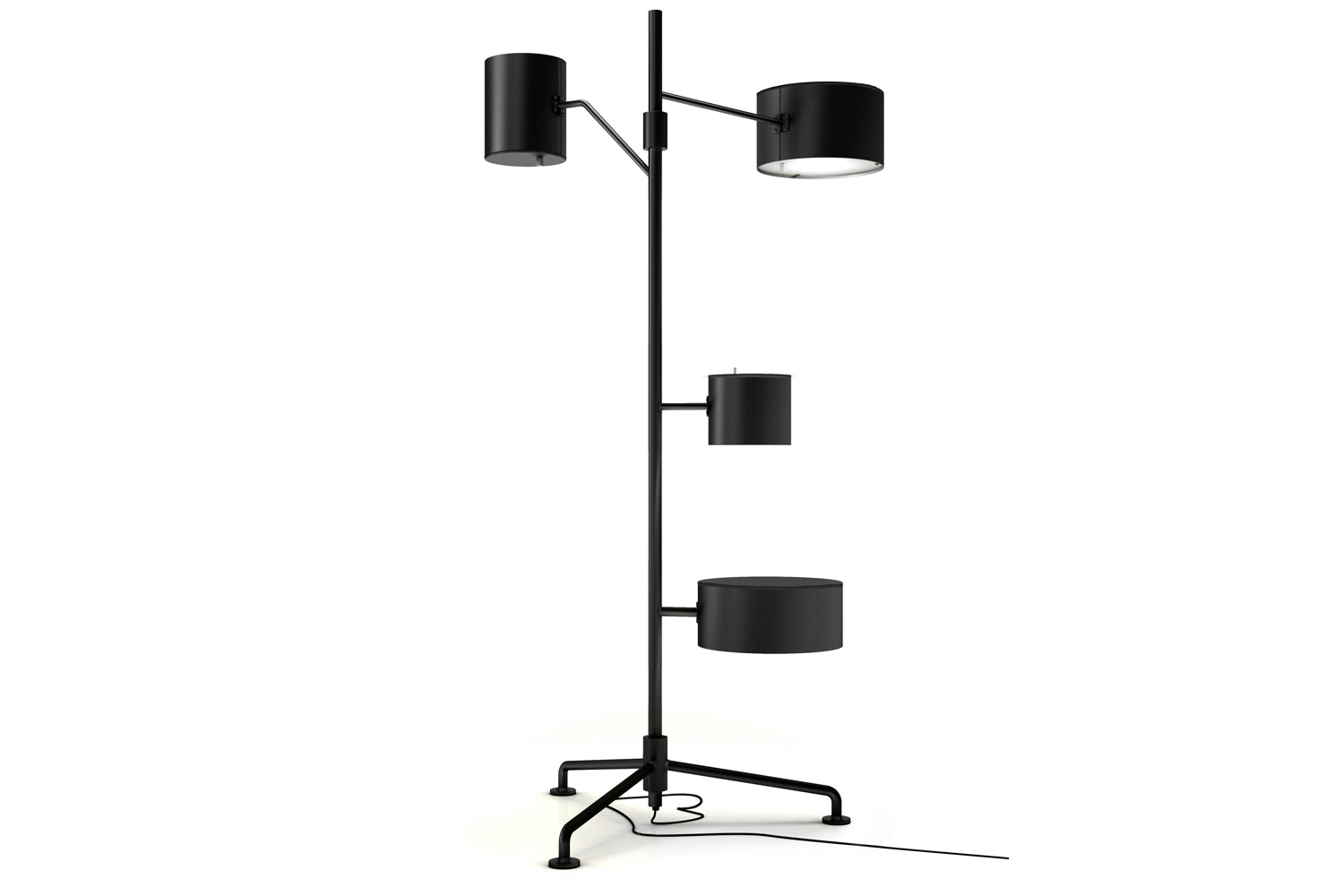 Statistocrat Floor Lamp by Atelier Van Lieshout for Moooi
