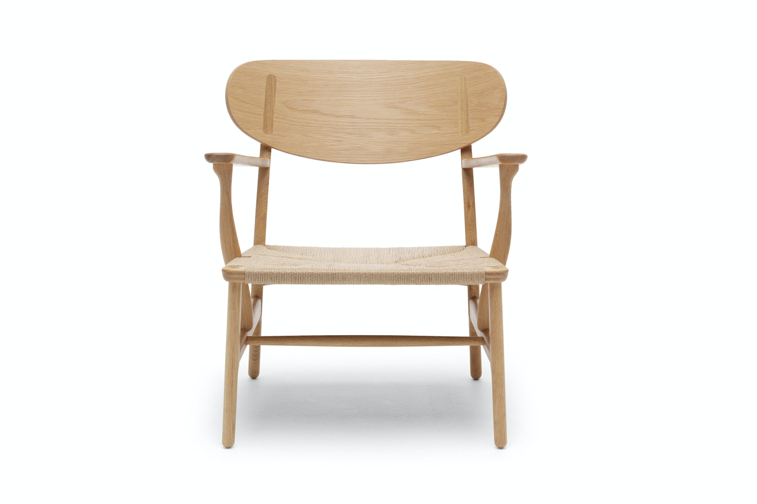 CH22 Armchair by Hans J. Wegner for Carl Hansen & Son