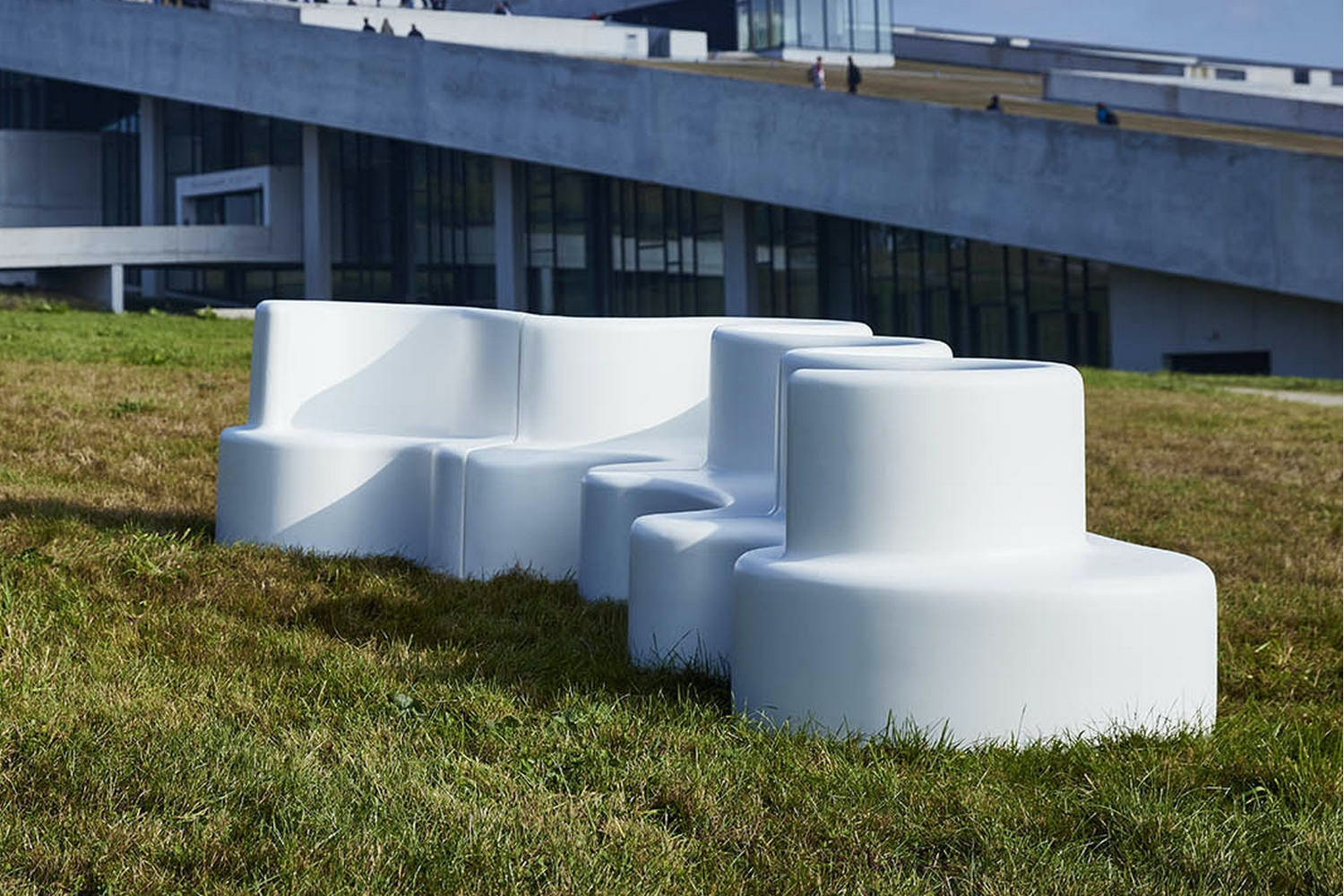 Cloverleaf In- and Outdoor Sofa by Verner Panton for Verpan