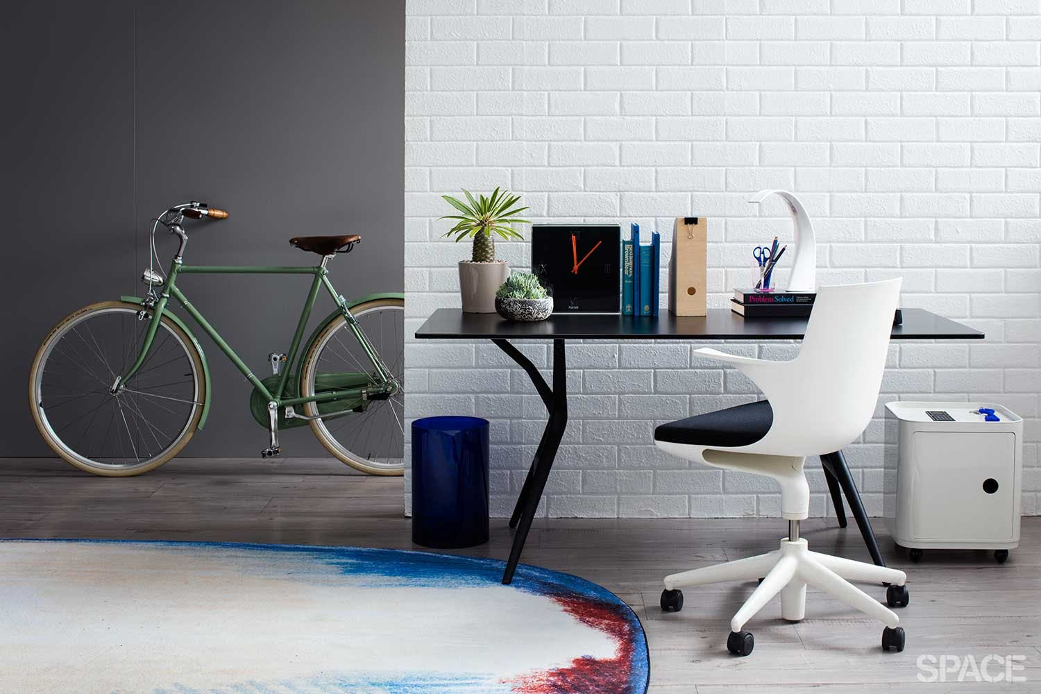 Complete office package by kartell space furniture