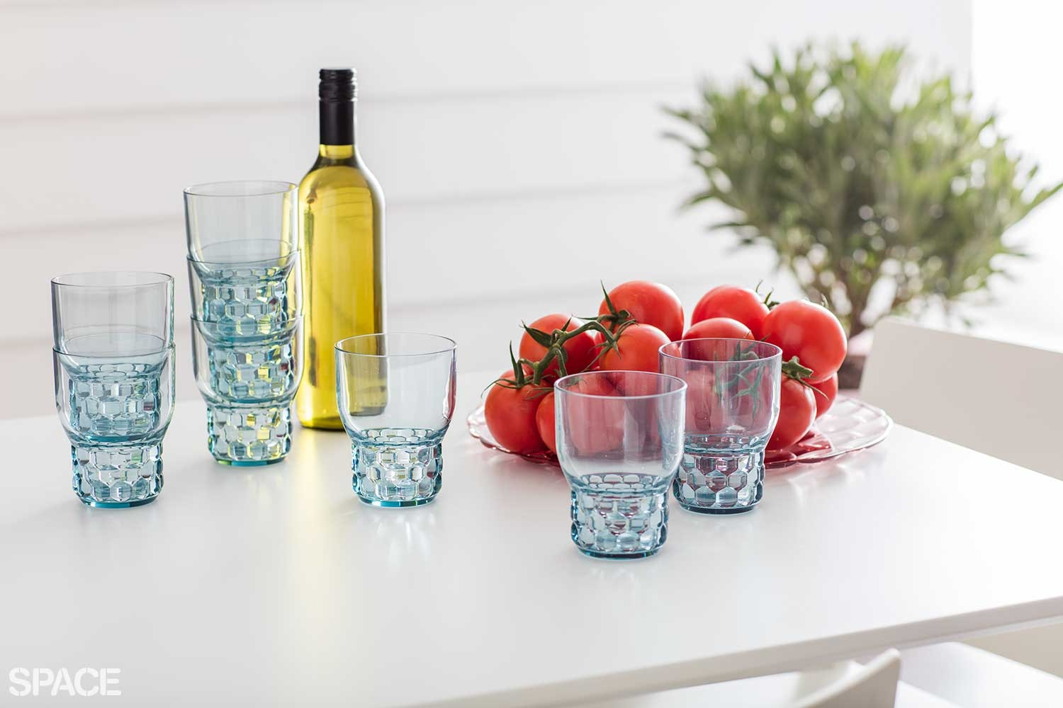 Complete Entertaining Glasses Package by Kartell
