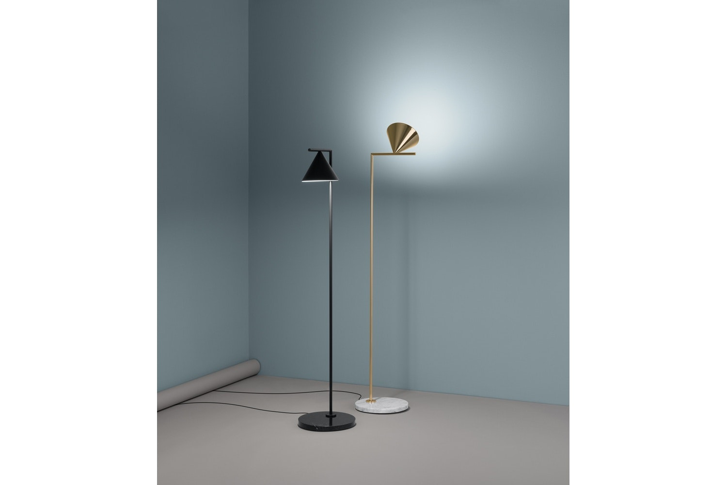 Captain Flint by Michael Anastassiades for Flos