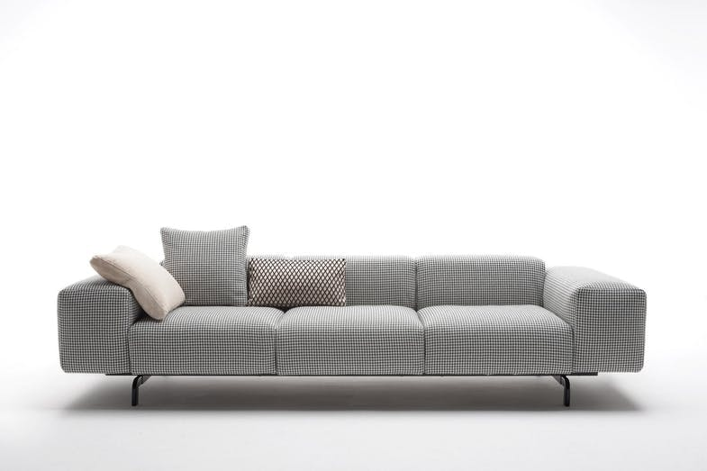 Largo Sofa By Piero Lissoni For Kartell Space Furniture