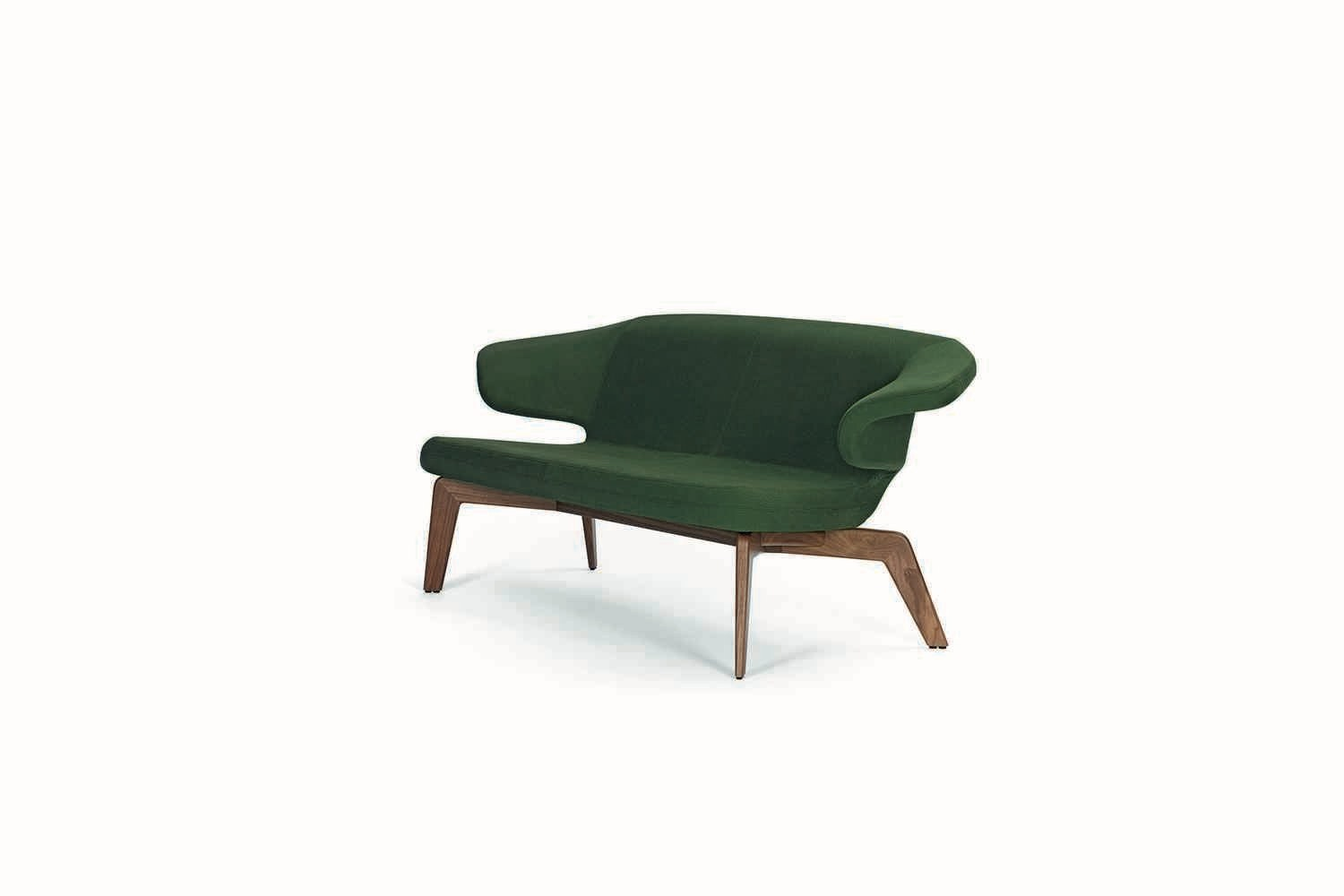 Munich Sofa by Sauerbruch for ClassiCon