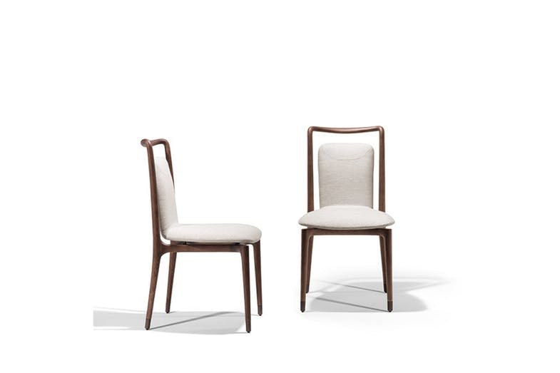 Ibla Chair by Roberto Lazzeroni for Giorgetti