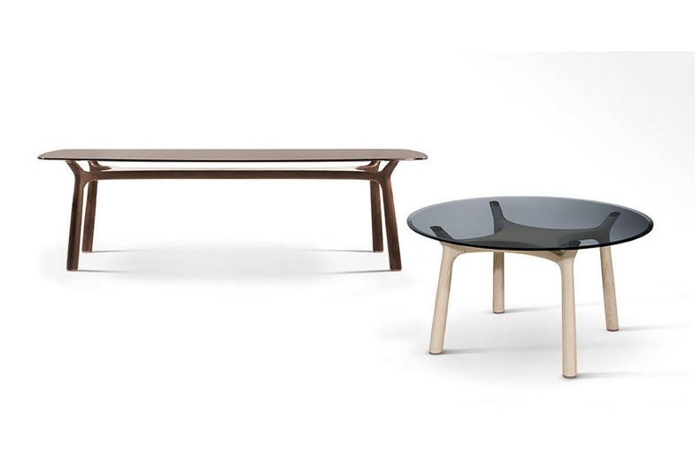 Memos Table by Roberto Lazzeroni for Giorgetti