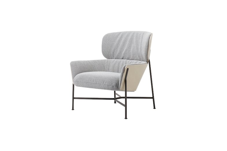 Caristo Low Back Armchair by Tim Rundle for SP01