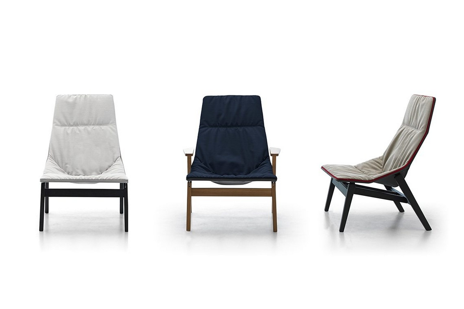 Ace armchair by Jean-Marie Massaud for Viccarbe