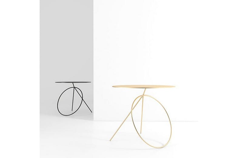 Bamba Table by Pedro Paulo-Venzon for Viccarbe