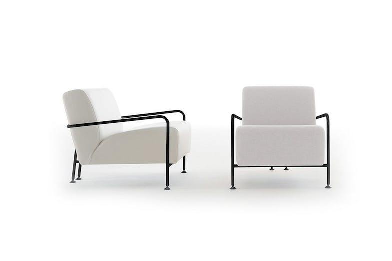 Colubi Armchair by RT Design for Viccarbe