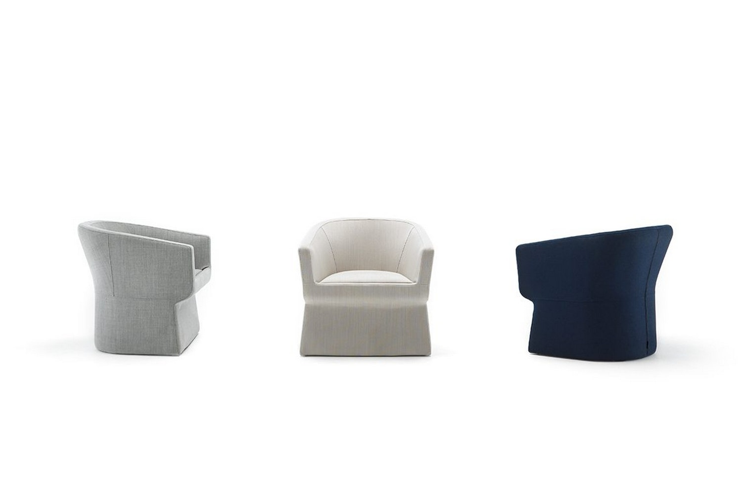 Fedele Armchair by Victor Carrasco for Viccarbe