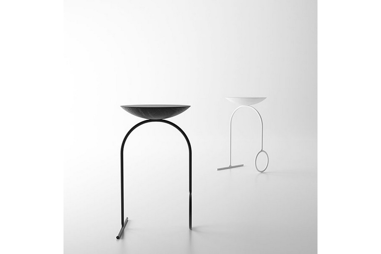 Giro Table by Pedro Paulo-Venzon for Viccarbe