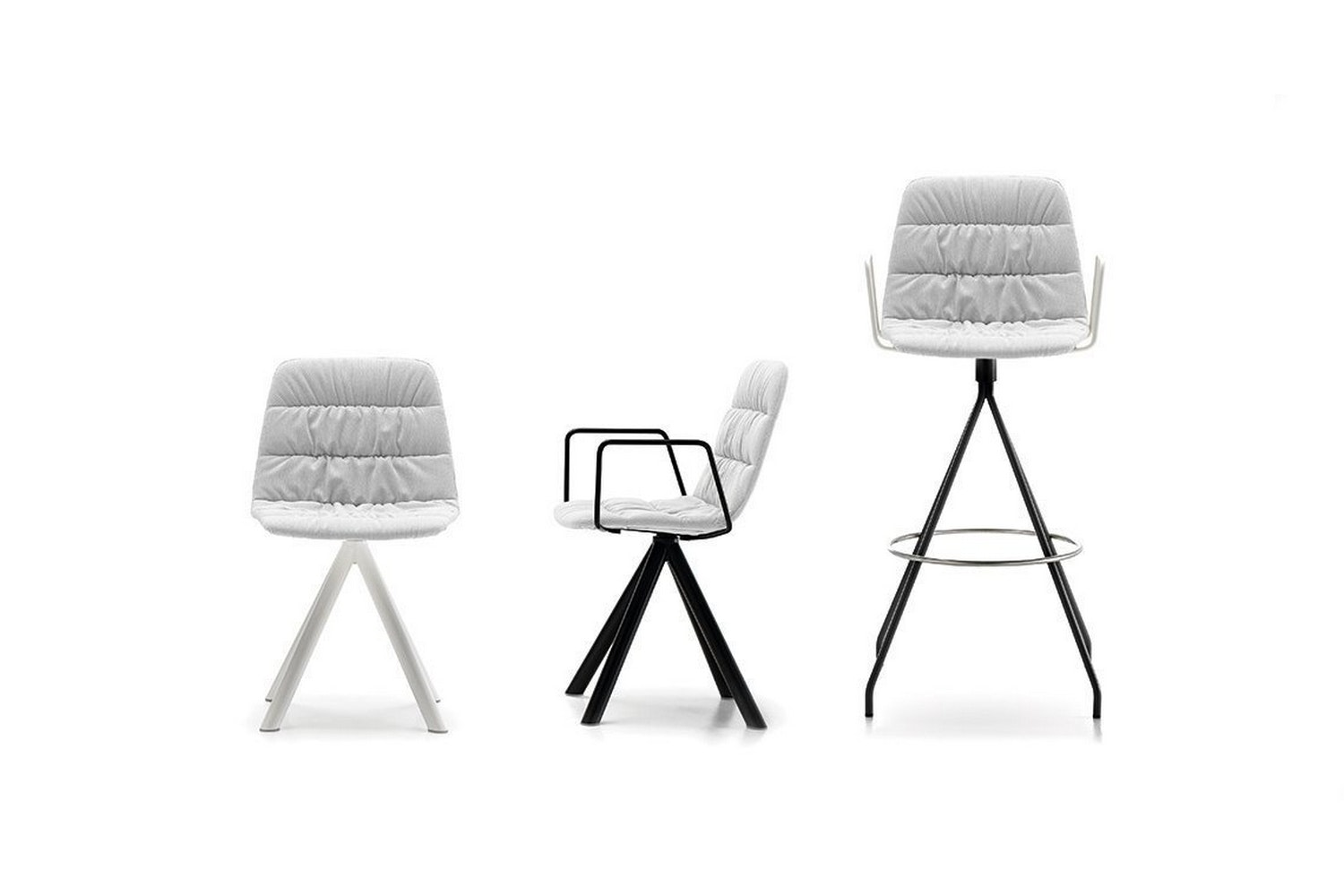 Maarten Chair by Victor Carrasco for Viccarbe