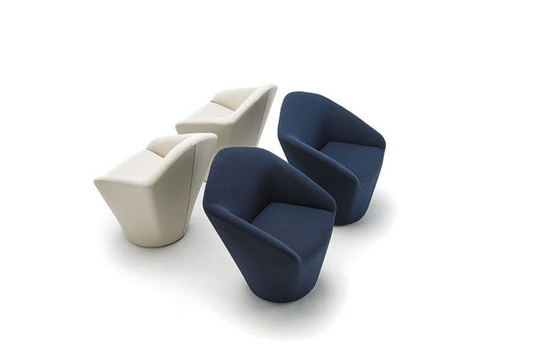 Penta armchair by Toan Nguyen for Viccarbe