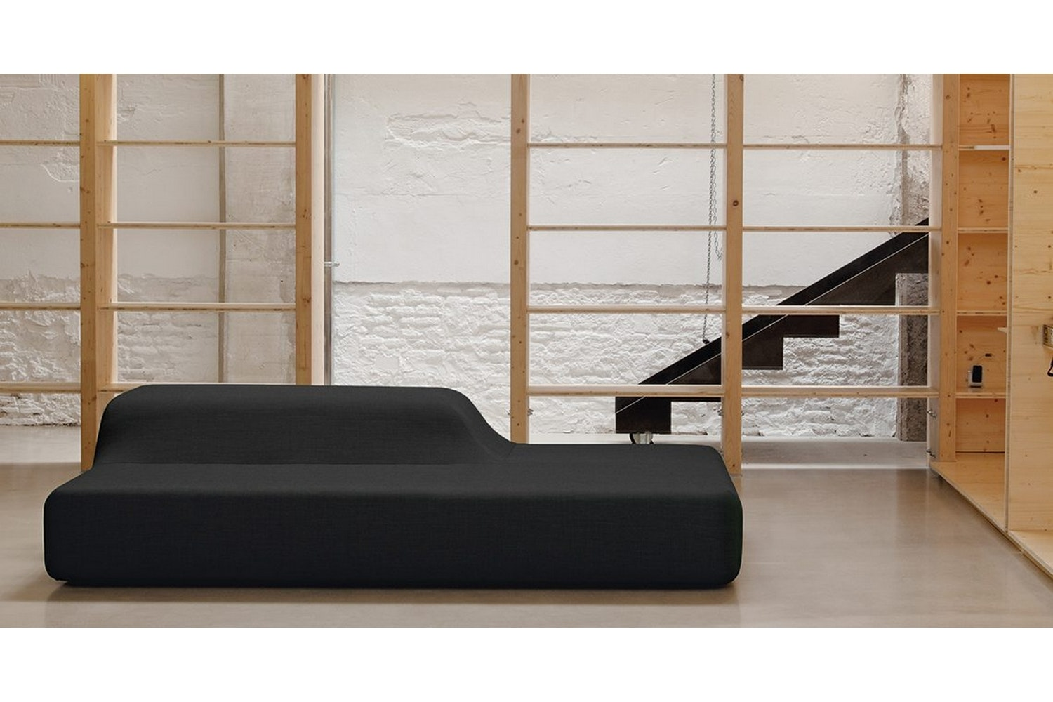 Season Bench by Piero Lissoni for Viccarbe