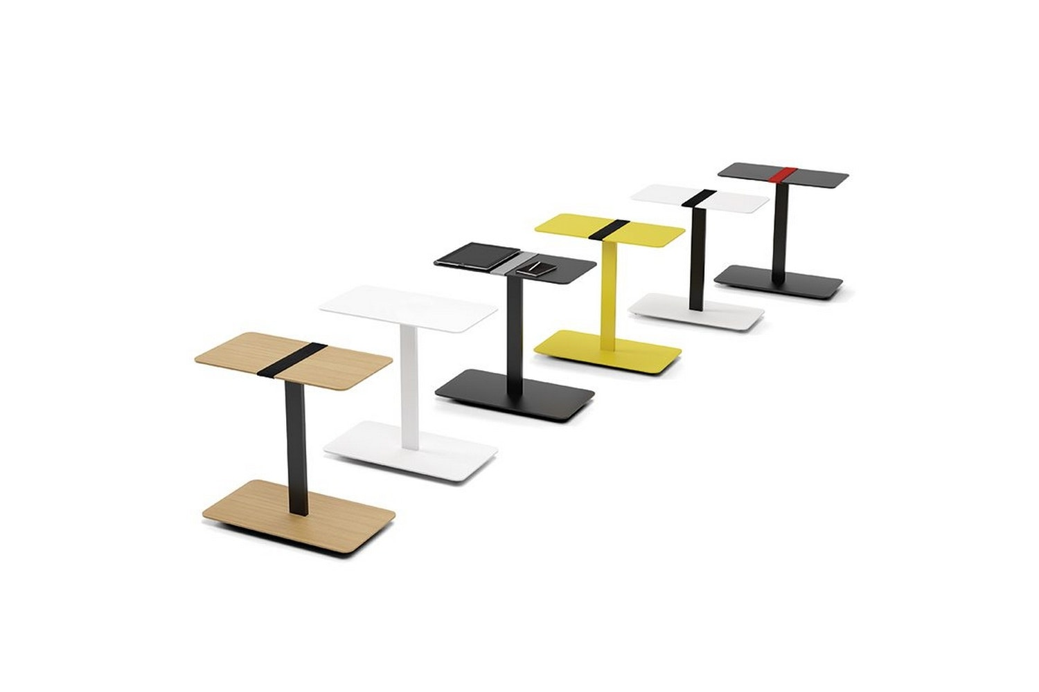 Serra Table by Victor Carrasco for Viccarbe