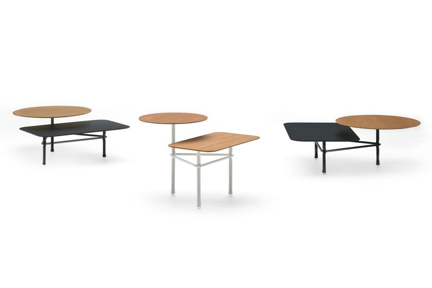 Tiers Table by Patricia Urquiola for Viccarbe