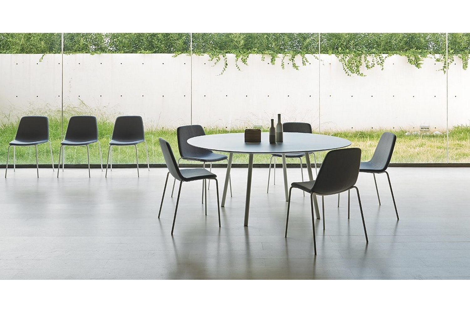 Maarten Table by Victor Carrasco for Viccarbe