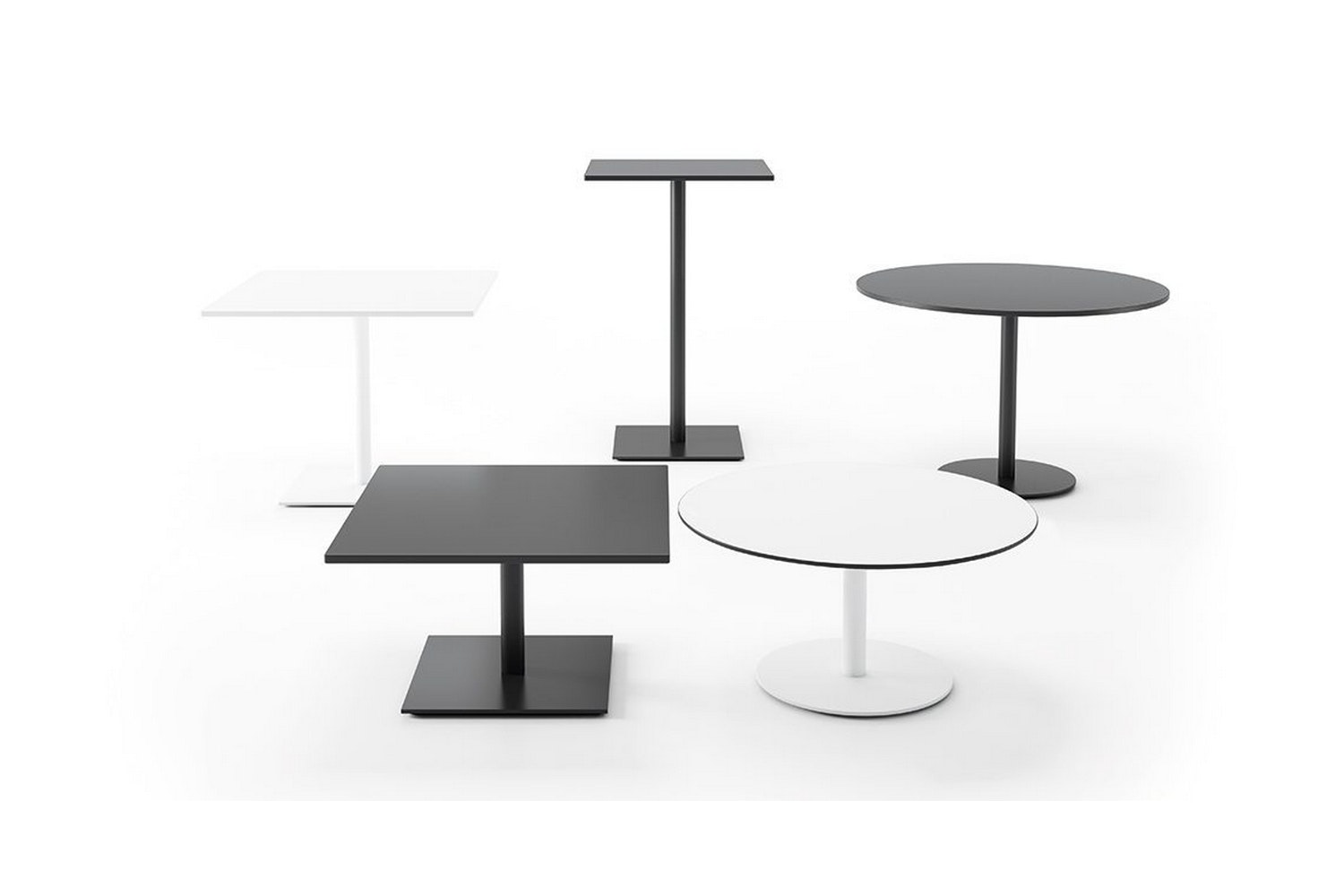 Stan Table by VCCB Studio for Viccarbe