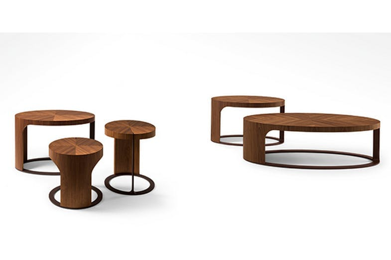 Ling Coffee Table by Design MVW for Giorgetti