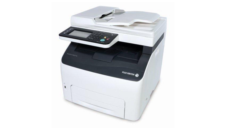 Xerox color laser printers - Fuji Xerox Docuprint Cm225fw 4 In 1 Printer