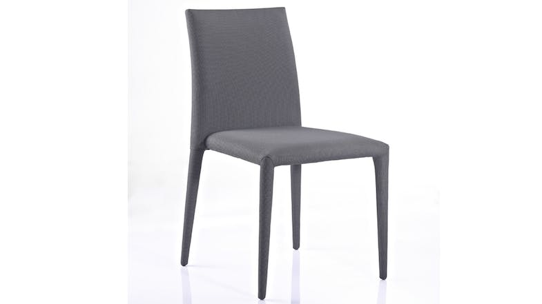 Adriatic Dining Chair - Dark Grey