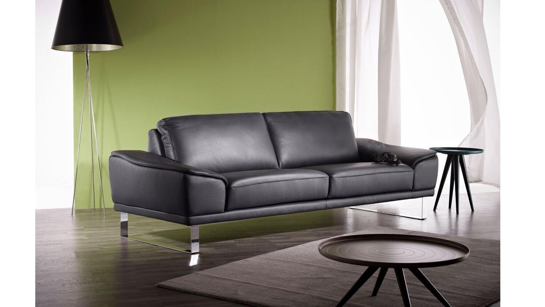 Lederwerkstatt by hilker berlin full leather 3 seater sofa for Couch sofa zu verschenken berlin
