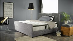 Colmar Fabric Bed Frame - King Size