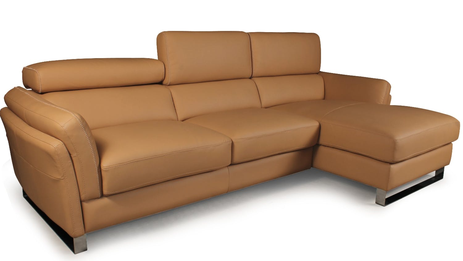 Harper 3 seater sofa with chaise lounge harvey norman for 3 seater chaise lounge